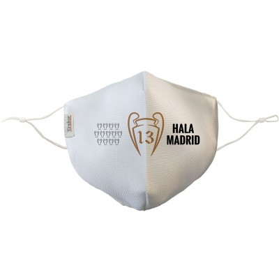 Mascarilla Hala Madrid