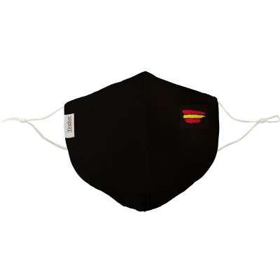 Mascarilla España Negra XL