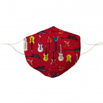 Mascarilla Guitarras
