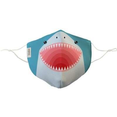 Mascarilla Shark